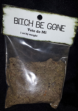Bitch Be Gone Powder